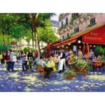 Bouncing Light, Trocadero - Paris