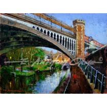 Bridge at Castlefield, Manchester