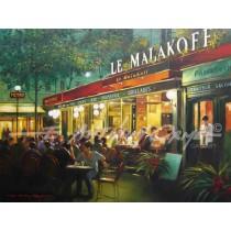 A Glass with friends - Paris