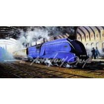 Mallard - Fastest Steam Train