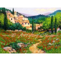 Perched Village, Provence