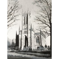 All Saints' Church, Stand - Whitefield
